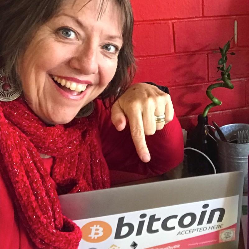 Abheeti Kathryn Pass, woman in blockchain